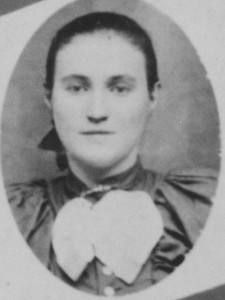 Cora Lewis Green young portrait cropped