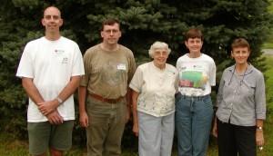 Lewis Family 2001