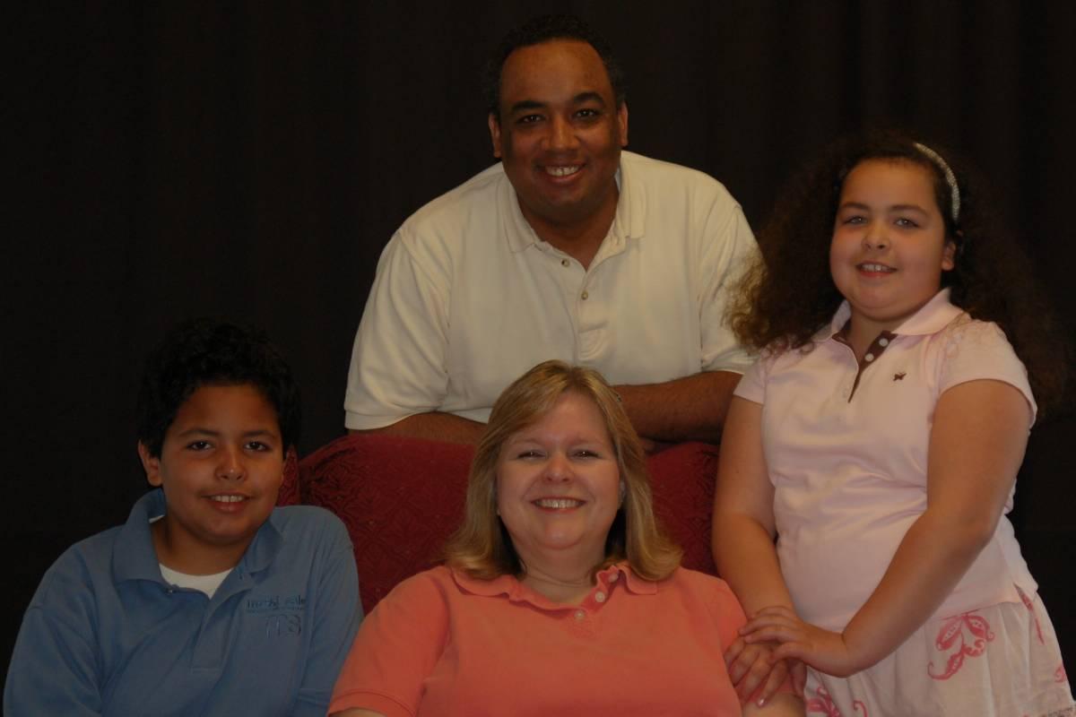 Brenda (Carol) Appel Cornelio family
