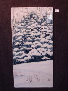 Marcia winter scene