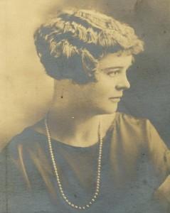 Beaulah young woman
