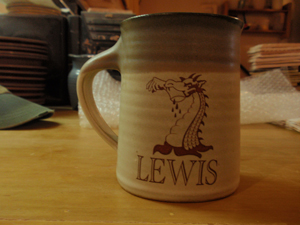 Lewis Family Crest Is Ready
